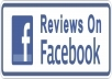 post positive facebook business review