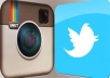 give you two websites to help you massively and quickly grow your Twitter and Instagram Followers