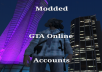 mod your GTA Online account