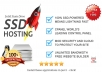 give you Super Fast SSD Solid State Drive cPanel Hosting for a year