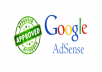 tell you things you will do to get your Google adsense account created and verified