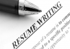 write your Resume Vitale/CV