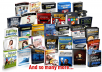 give you 200 HQ eBooks with plr, mrr and resell rights