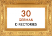do manually 30 German directory submissions