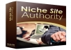 Give you Niche Site Authority