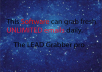 provide you The Lead Grabber pro