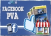 There are multiple Facebook social media account.   There are Every Time Real Facebook Account Available Now  I will deliver my task very fast and on time.  Facebook Accounts Description :  1. There are some friend in facebook account  2.3 profile picture and 1 cover photo.  3.There are all facebook account 1993-1997 date of birth.  4: USA/UK/Asian/Arabic phone Verified Facebook Account.  5: Very Nice Girl Account.  6:Quality Profile Picture included.  7:100% Real Work.  8: Facebook Account Age 1-2 month  9:You can change Username and passeord  10:USA/UK/Asian/Arabic female Facebook account.  Interested buyers can contact me .  you are waiting? Give me order!!
