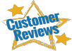write 3 five star reviews for any company in 24 hours