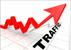 drive 1000 genuine traffic to your website