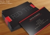 design a  business card  professionally and nicely