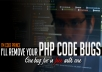 all PHP, Laraval, YII2, Codeigniter Issues