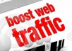 show how to drive free traffic to your website