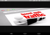 give you adsense safe website where I buy traffic to my blogs and earn extra USD500