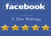 provide you, real 100 facebook rating