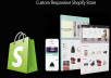 create,design and edit your shopify store