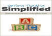 give stock options trading simplified course
