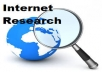 do an intensive web research for you on people, place and properties. I am a profession in web research, Marketing strategy, Proofreading, summary writing and table analysis