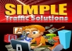 give you sample traffic solutions