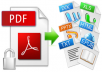CONVERT PDF FILE TO EXCEL OR WORD FORMAT