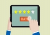 Create a Great Review for your Business.