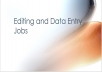 Edit your Data in MS Office