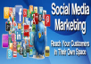 social media marketing for free