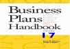 give you Business plans HandBook