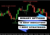 give you 18 Binary Options indicators and 7 Best Binary Options strategies