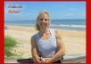 do a Natural Testimonial/Spokesperson for product or review at beach