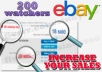 how to Build eBay Affiliate Stores