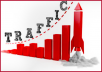 send 50000+ real traffic to your website