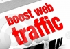 Show you where to get 10,000 visitors to your website  daily