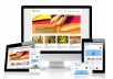 build and design a responsive website for your company or establishment