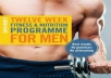 give E book Twelve Week Fitness Nutrition Programme for Men