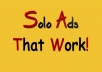 blast Your Affiliate Link or Solo Ad to my fresh 80000 subscribers