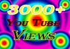 Give Real And Active 3000 YouTube World Wide Views