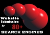 Submit Your website to 80+ Search Engines