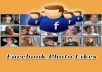 add you 110 human facebook post likes in 24 hrs
