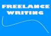 do academic writing for you based on your requirement