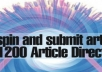 BOOST your rankings with 200 approved articles