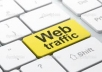 drive unlimited KILLER traffic to your website for 2 month