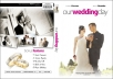 create your wedding dvd cover like a movie box