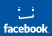 suggest your Facebook fan page to my 500 real, active and loyal Facebook friends