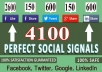 do manual 4100 social signals from pr9 pr10 social media sites