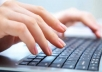 do any data entry for you