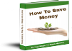 Send You eBook About How To Save Money - 15 Top Ways To Save Money