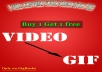 convert your video into GIF