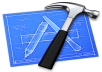 a Xcode iOS e-mail template ready and working