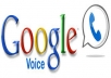 10 Google Voice Accounts