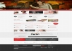 you to configure an entire website using a word press theme a bought called Kallyas together with Woocommerce . , Send me your past work samples and URL  The Theme and Woocommerce are installed